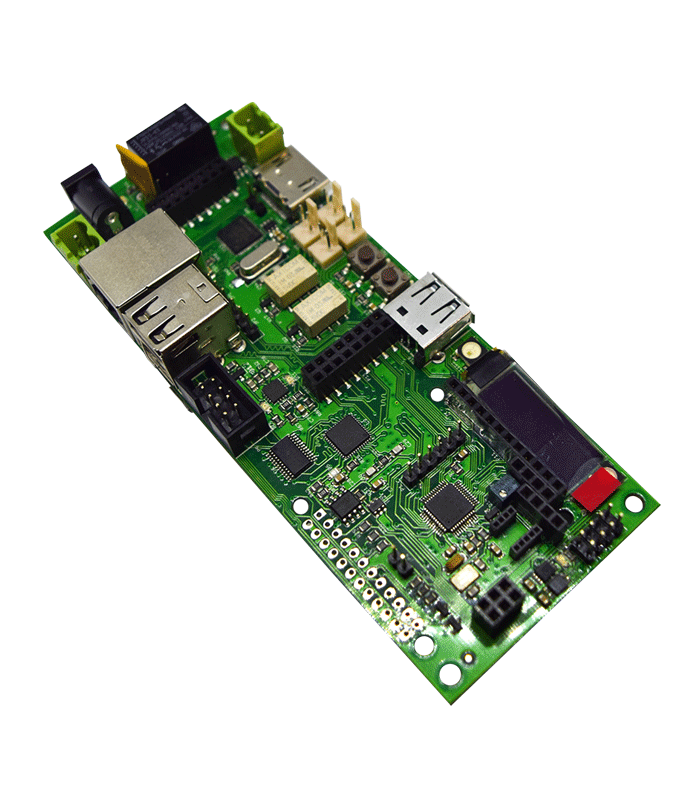 muxPi board enables fully remote work with devices being tested, where hardware setup can be separated from the developer